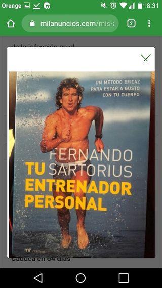 FERNANDO SARTORIUS TU ENTRENADOR PERSONAL