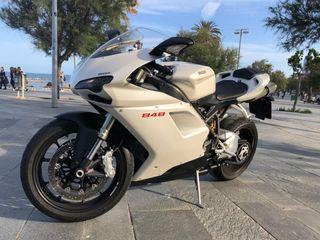 Ducati 848 superbike