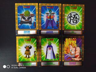 DRAGON BALL Z FUSION CARDS