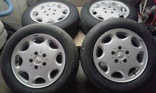 Llantas Mercedes 15 pulgadas