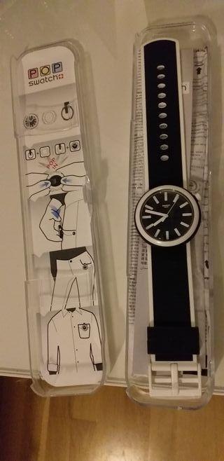 Reloj Swatch, regalo de sant Valentín.
