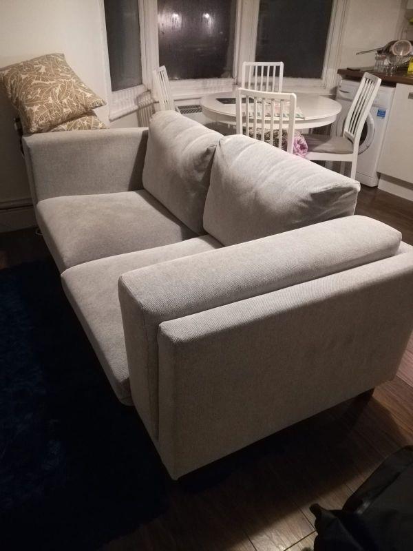 New IKEA two-seats sofa
