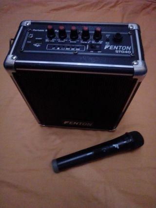 Amplificador Marca Fenton