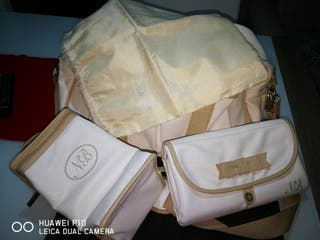 bolso bebé carrito