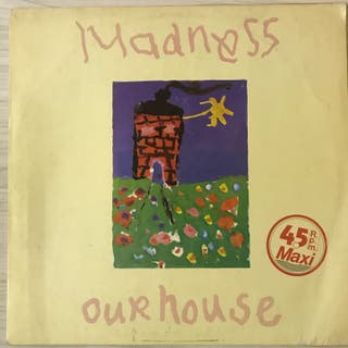Vinilo MADNESS - OUR HOUSE (MAXI SINGLE)