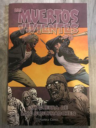 The Walking Dead, Los Muertos Vivientes, 1-27