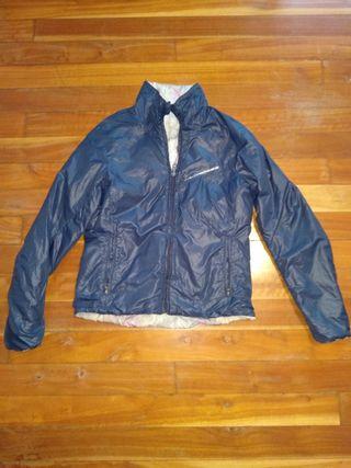 chaqueta plumífero REVERSIBLE