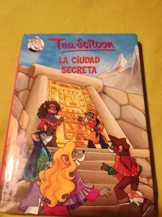 libro Tea Stilton - La ciudad secreta