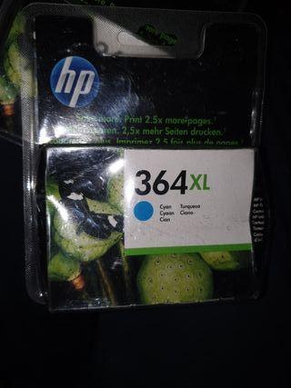 cartuchos impresora HP 364 XL
