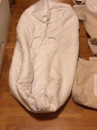 Conjunto lencero bugaboo