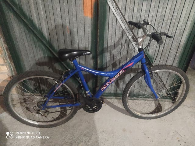 Bicicleta de montaña. Negociable