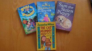 English books. Libros en inglés.