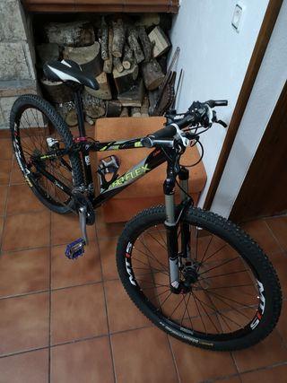 Bici aluminio talla xs