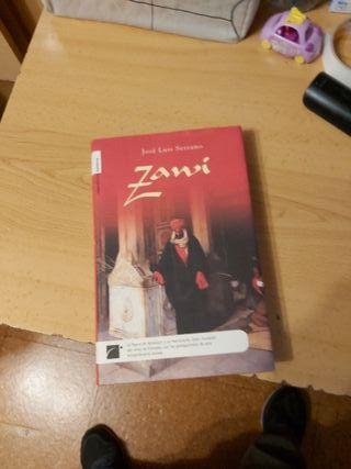 Libros ZAWI JOSÉ LUIS SERRANO