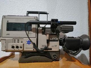 Camara de video Profesional S-VHS