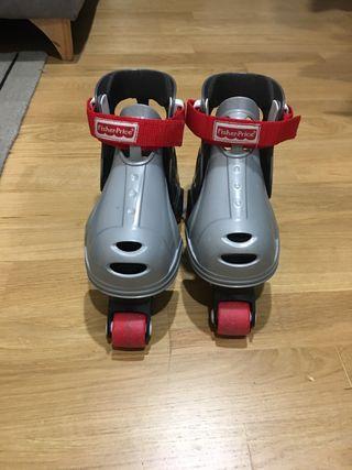 Mis primeros patines