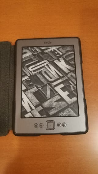 lector de libros electrónico