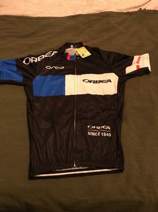 Maillot ciclismo Orbea Orca A ESTRENAR