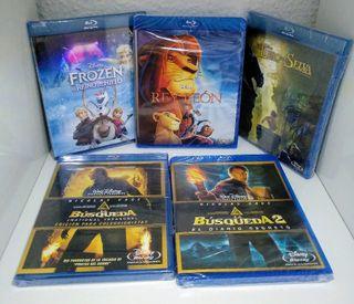 5 Películas Disney