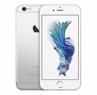 iPhone 6S nuevo en color blanco