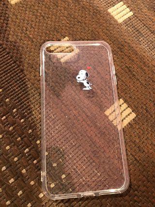 Funda Snoopy Iphone 7/8 Plus