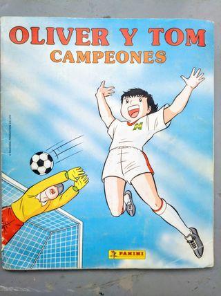 Album Oliver y Benji completo (Campeones)