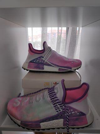 Adidas Pharrell Nmd Holi pack Talla 43/44