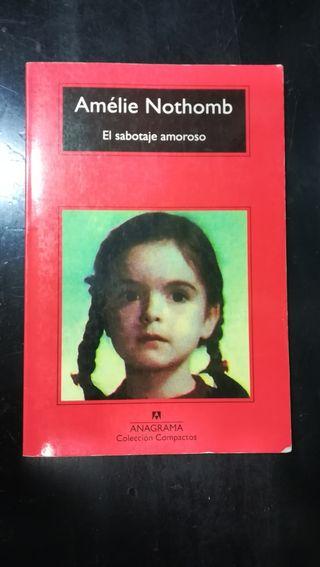 Libro El sabotaje amoroso