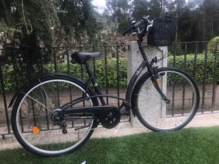Bicicleta Btwin Elops 3 City Bike