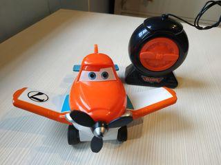 Avión teledirigido Planes
