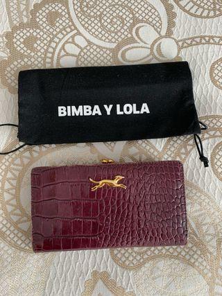 Cartera Bimba y Lola