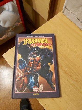 Libros SPIDERMAN PAUL JENKINS. HUMBERTO RAMOS