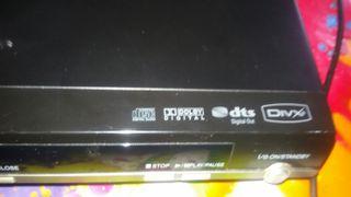 dvd marca toshiba con mando