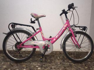 Bicicleta Venus de niña