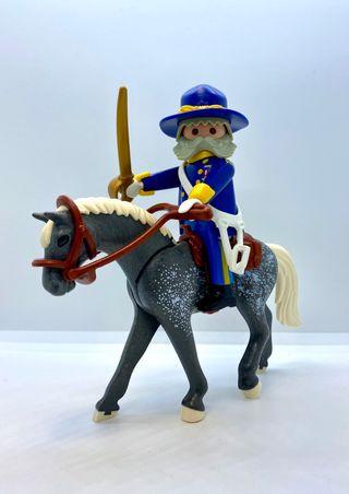 Coronel de la Unión de Playmobil