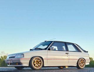 Renault 11 turbo otto 1/18
