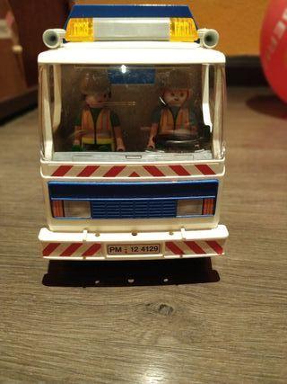Camion de la basura Playmobil