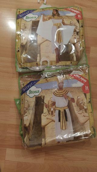 Disfraz egipcio de hombre el d mujer no lo tengo