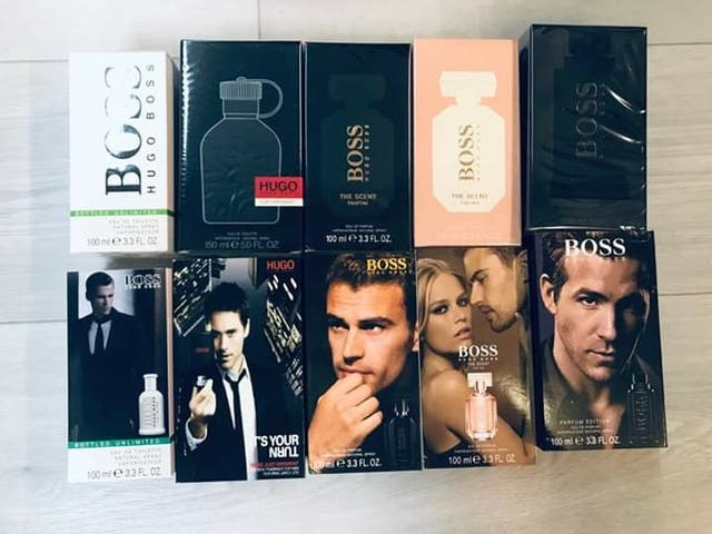 perfumes aftershaves