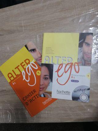 Libro francés Alter ego A1