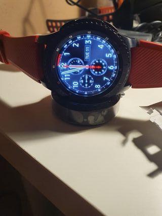 Samsung Gear S3 frontier y Samsung Gear 360