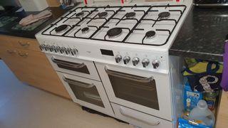 bush range cooker