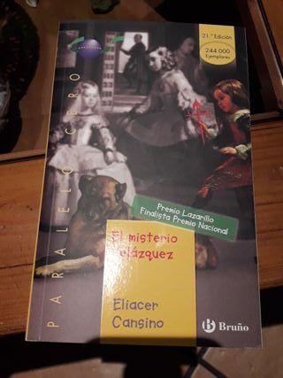 libro El misterio de Velazquez