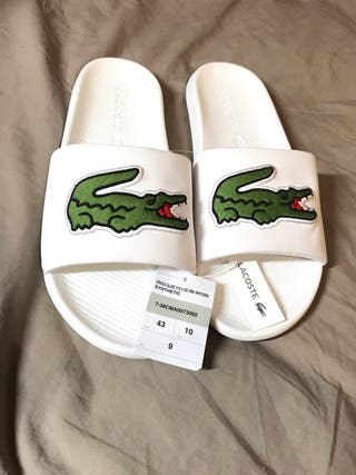 Chanclas Lacoste origanels