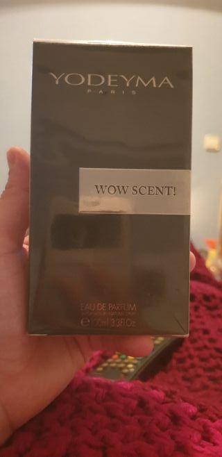 perfume de hombre YODEYMA