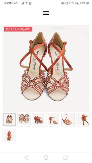 Zapatos baile 39