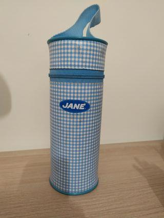Porta biberones con termo Jané