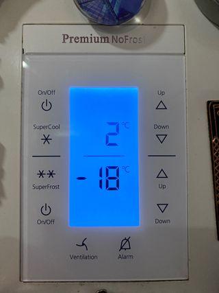 Combi frigorífico LIEBHERR CN4052 seminuevo nevera