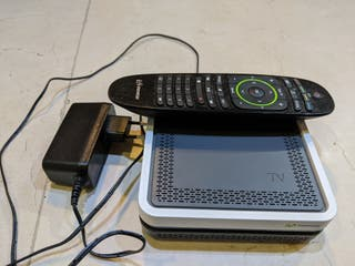 Decodificador WiFi para Movistar TV