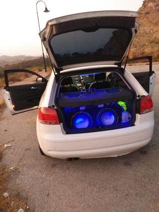 vendo equipo musica coche bombos subwoofer